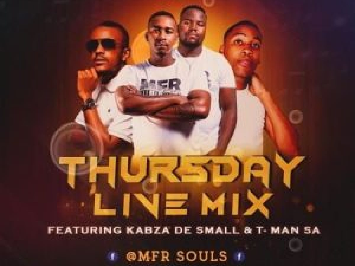Download Mfr Souls Thursday Live Mix 28th May 2020 Mp3 Fakazahiphop